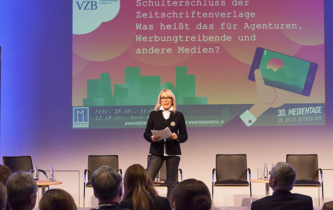 Waltraut von Mengden, VZB. Fotocredit: Bettina Theisinger
