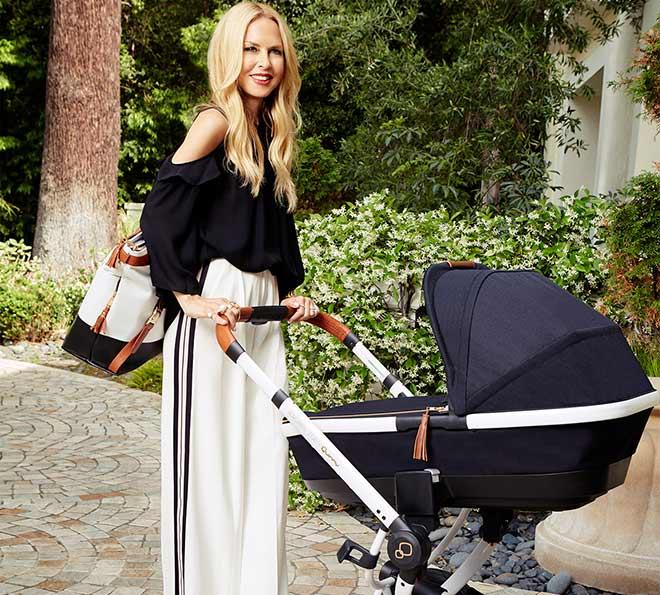 Rachel Zoe hat uns ein paar Fashion Tipps für Mütter verraten.