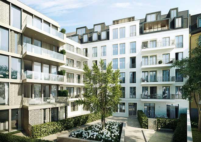 T19 ist vollendete Ausnahme-Architektur für wahre Ästheten und wieder ein Vorzeige-Projekt an Luxusimmobilien des Münchner Bauträgers Bauwerk Capital