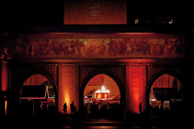Traditionell startet die Feuerzangenbowle am 2. Dezember bis 6. Januar im neuen Jahr. Fotocredit: Massimo Fiorito