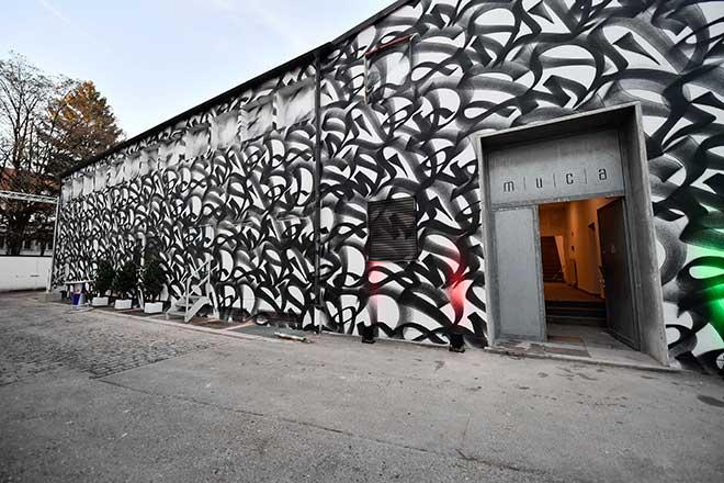 MUCA einziges Urban Art Museum in München von Deutschland. Fotocredit: Dominik Beckmann / Brauer Fotos