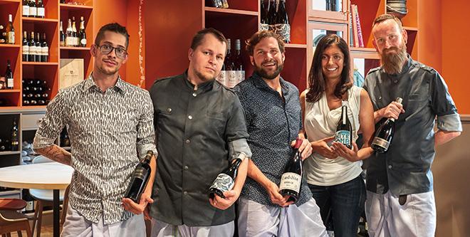 Die beste Auswahl südafrikanischer Weine in ganz Europa gibt es im avva fine dine Restaurant