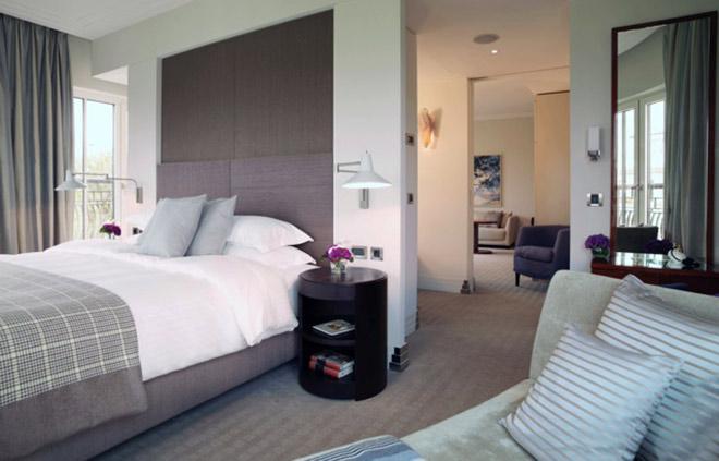 Das 5 Sterne Hotel Rocco Forte stattet alle Suiten mit einer einzigartigen Matratze des Münchner Unternehmens Seven Nights aus!