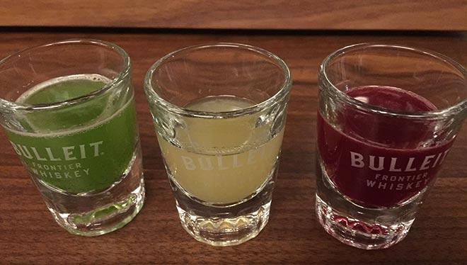 Cocktails Shots