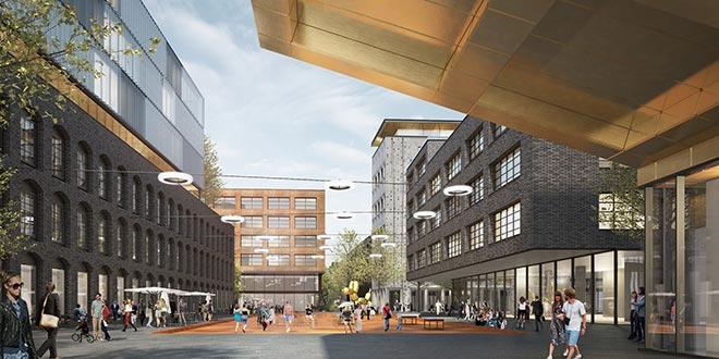 Gewerbeimmobilien München schlägt urbane Stadtquartiere