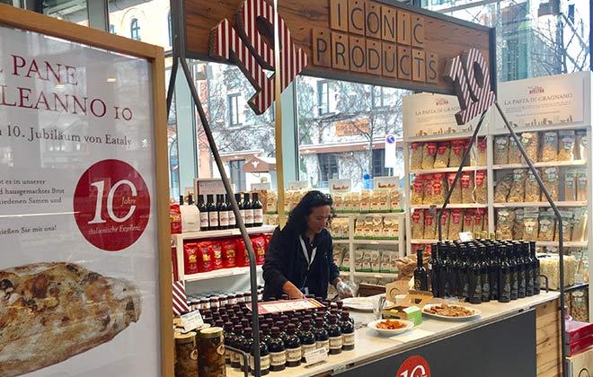 Iconic Products aus Italien in der Schrannenhalle