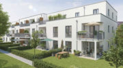 Wohnen in Unterhaching: Neues Mehrfamilienhaus in Alpen Pole-Position