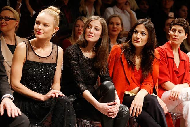 Kate Bosworth bei der Fashion Week Berlin