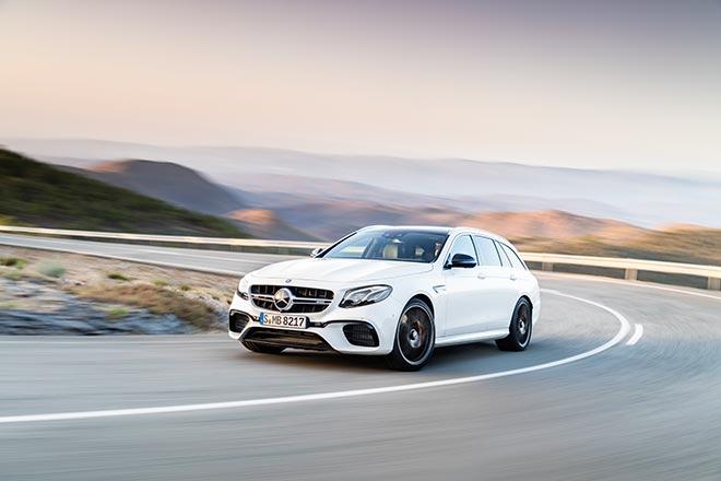 Mercedes schickt einen neuen AMG in den Automarkt.