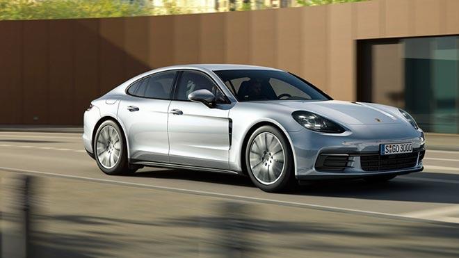 Die dritte Generation des Porsche Panarema kommt ebenfalls 2017 auf den Automarkt.