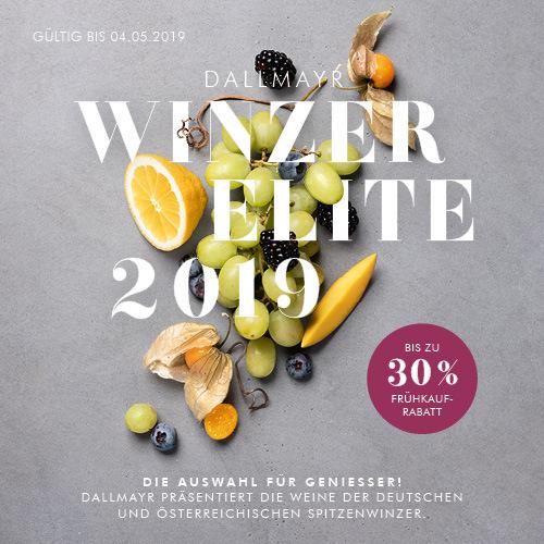 Dallmayr Winzerelite