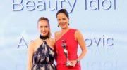 Bastian Schweinsteiger's Ehefrau Ana Ivanovic bekommt deutschen Beauty-Oscar