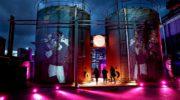 Glamour lud zur Beauty-Party in den Münchner Kohlebunker
