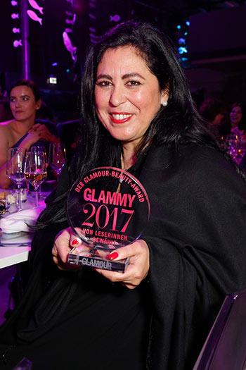 Glammy Award an Artdeco
