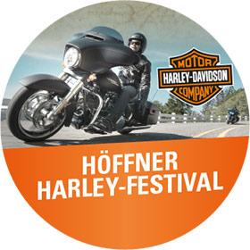 Harley Davidson Festival @ Möbel Höffner | München | Bayern | Deutschland