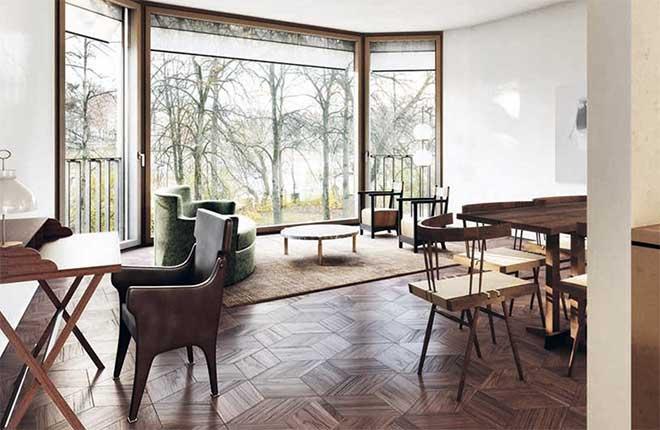 Für 15.852 € pro qm bekommt man in der Erhardtstrasse eine Wohnung. Fotocredit: neubaukompass.de