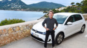 Peter Maffay testet e-Golf!