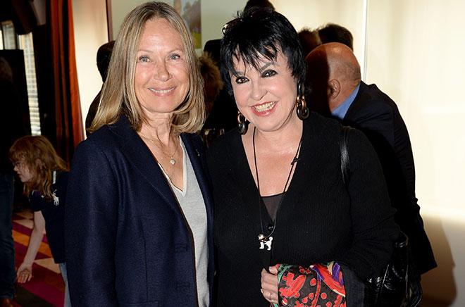 Sybille Beckenbauer und Uschi Ackermann. Fotocredit: Wolfgang Breiteneicher - SchneiderPress
