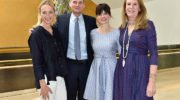 Kunst Society München: Kunsthistorikerin Dr. Sonja Lechner lud zum Art Lunch