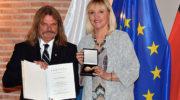 Leslie Mandoki: Bayerische Auszeichnung für den bayerischen Ungarn!