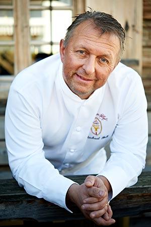 Sternekoch Michael Fell - Gourmetrestaurant in Bayern