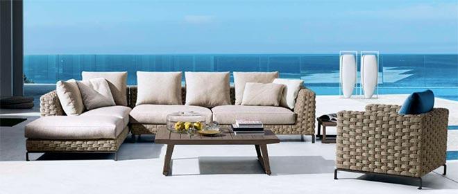Perfekte Terrassenmöbel