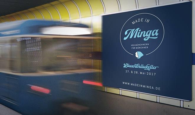 Made in Minga @ Paulaner am Nockherberg | Fürstenfeldbruck | Bayern | Deutschland