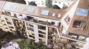 Wohnen in Alt-Bogenhausen: Penthouse über drei Ebenen ist 'Kopernikus-like'