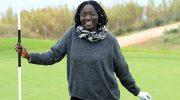 I'M LIVING Immobilien Golfturnier mit Dr. Auma Obama