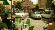 Wiener Platz für Fiat 500 im 'Swinging Sixties'-Fieber