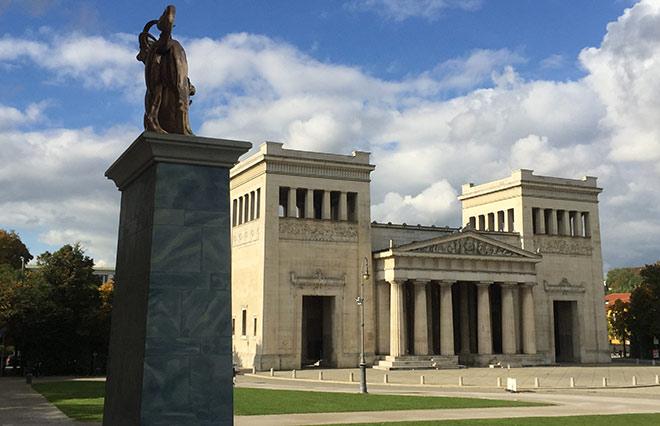 Mit über 130 Veranstaltungen an 32 Orten ist das Kunstareal Fest München einmalig für Europa!