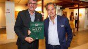 Eine Rolex fürs Bücheregal: Verleger Hendrik teNeues lud zur Uhren-Party