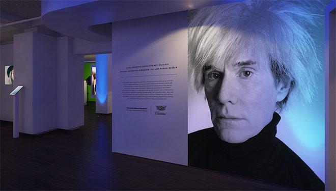 Bis Ende August gibt es die Eintrittsfreie Andy Warhol Ausstellung im Isarforum, Deutsches Museum