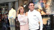 Ayda und Robbie Williams sind für ein bayerisches Label unter die Designer gegangen!
