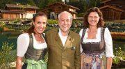 Reit im Winkl: Gut Steinbach mit Luxus-Chalets feierte glamouröse Opening-Party
