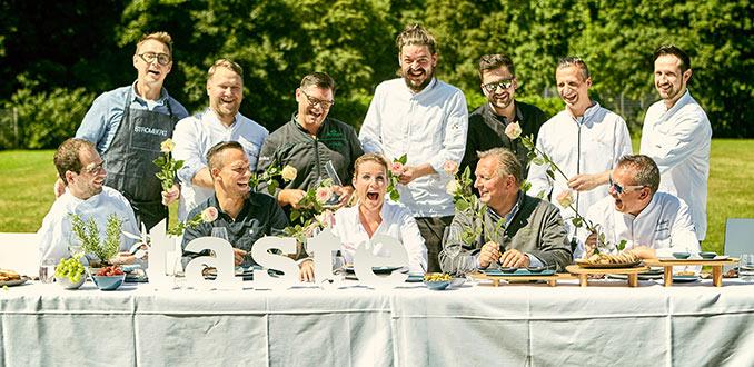 Chefs Table @Englischer Garten