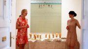 Dr. Sonja Lechner: Champagner Matinee für eine Kunst-Preview