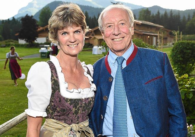 Petra und Edi Reinbold waren neugierig auf Gut Steinbach in Reit im Winkl und sind begeistert! Fotocredit: G. Nitschke, BrauerPhotos