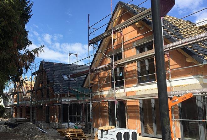 In München wird gebaut und verdichtet wie in keiner zweiten Stadt Deutschlands. Eine Sachversicherung rettet vor Elementarschäden