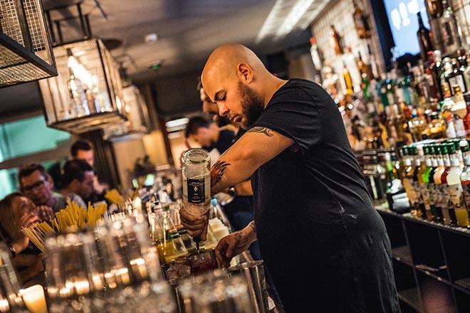 Trefft SAUSALITOS Bartender am Praterstrand!