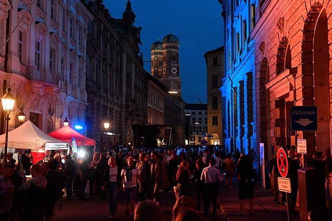 16. UniCredit Festspiel-Nacht als perfekter Auftakt der Opernfestspiele München. Fotocredit: Marcus Scharf