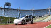 Made in Munich: Elektroauto Sion bittet zum Testdrive