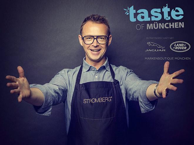 Das Menü von Holger Stromberg für das Taste of München Festival steht fest!