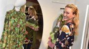 Lilly Prinzessin zu Sayn-Wittgenstein: München-Shopping-Stop für elegante Herbst-Mode