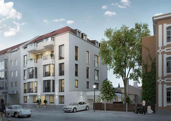 'Immobilien Sahnestückchen' in Altschwabing