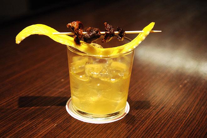 Gesunder Cocktail!