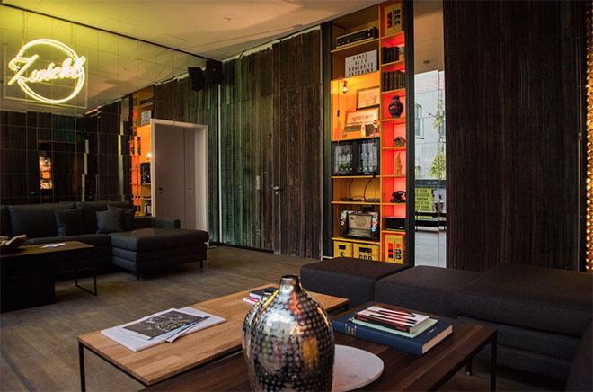 Zwickl-Apartment im neuen Lovelace-Hotel
