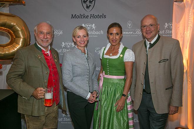 Klaus-Dieter Graf von Moltke. Fotocredit: Mick Zollenkopf