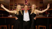 Theater-Restaurant 'Kulisse': Re-Opening des Kult-Lokals in der Münchner Maximilianstrasse