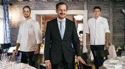 Restaurant Käfer-Schänke: Michael Käfer stellt seine neue Leading Gourmet Crew vor